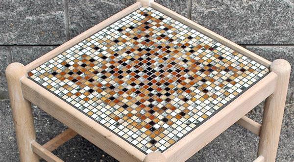 Piano a mosaico bricoportale fai da te e bricolage for Piano piano fai da te online
