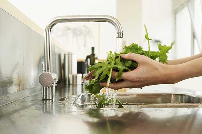 Tipi di rubinetto per la cucina