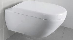 Montare il WC sospeso