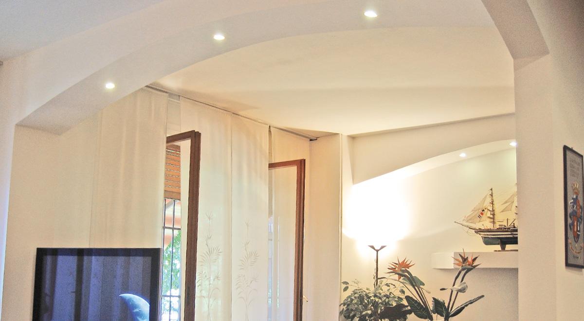 Cartongesso bagno piastrelle - Archi in gesso per interni ...