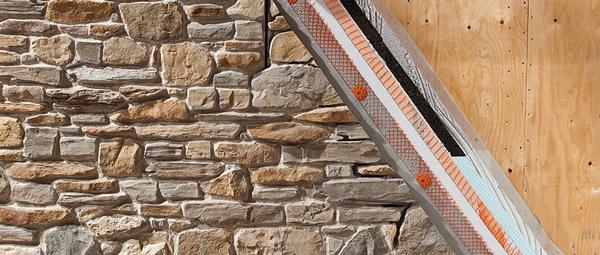 Pannelli finta pietra come sceglierli e come installarli for Pareti interne in pietra ricostruita
