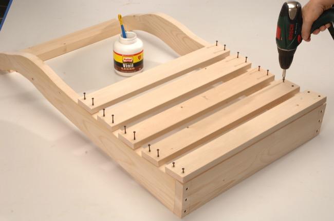Costruire una sedia a dondolo in legno Bricoportale: Fai