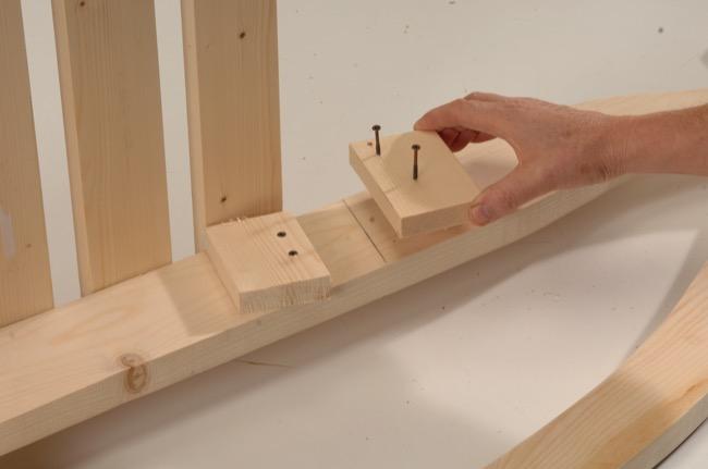 Progetto Sedia A Dondolo.Costruire Una Sedia A Dondolo In Legno Bricoportale Fai Da Te E