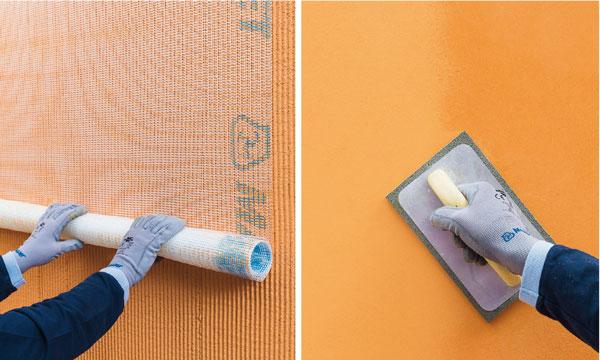Mapetherm Flex RP risanamento cappotto termico