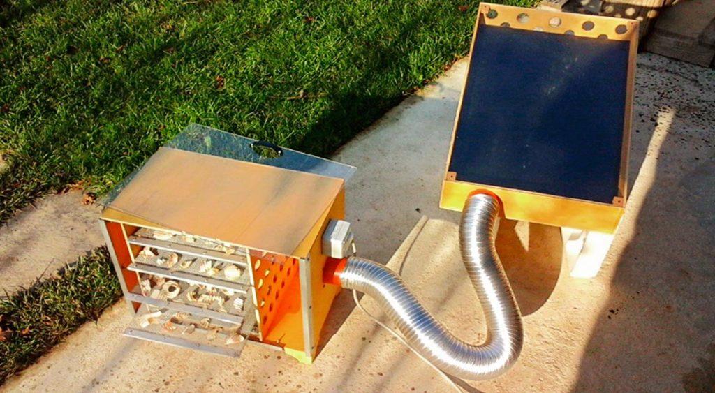 Pannello Solare Autocostruito Fai Da Te : Essiccatore solare fai da te come costruirlo in passaggi