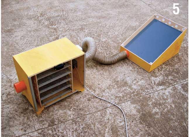 Essiccatore solare fai da te come costruirlo in 15 passaggi for Essiccatore solare fai da te