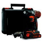 Trapano/Avvitatore Autosense ASD184K BLACK+DECKER Scheda prodotto