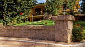 Muri in pietra fai da te | Come realizzarli con elementi modulari