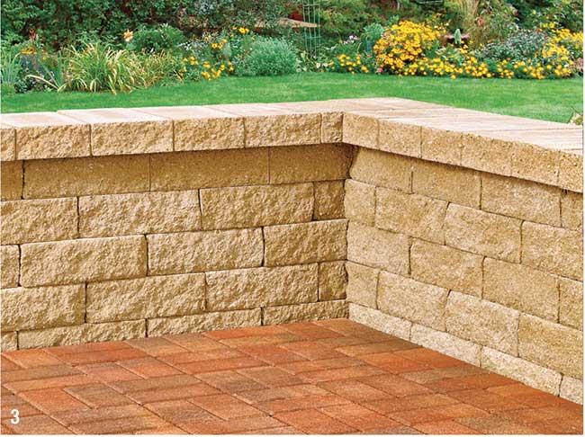 Muri in pietra fai da te come realizzarli con elementi for Muri con pietre a vista