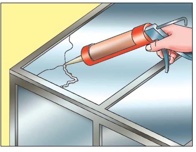 Infiltrazioni acqua come risolverle definitivamente in for Lastre vetro sintetico