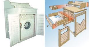 mobile lavatrice