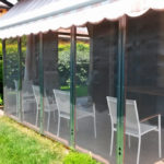 Veranda fai da te antizanzare   Come costruirla utilizzando profilati d'alluminio