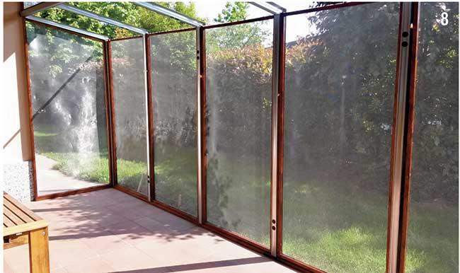 Veranda fai da te antizanzare | Come costruirla utilizzando ...