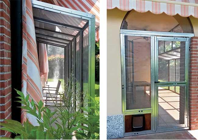 Veranda fai da te antizanzare come costruirla for Terrazzo fai da te
