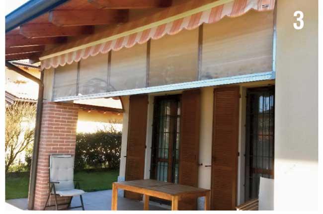 Credenza Per Veranda : Veranda fai da te antizanzare come costruirla utilizzando