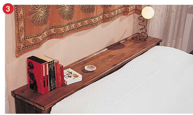 Come costruire un letto contenitore in legno massello guida completa - Base letto fai da te ...