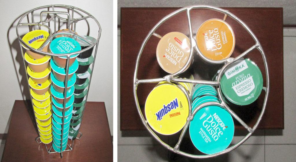 Porta capsule fai da te per il caff guida alla - Porta canne da pesca fai da te ...
