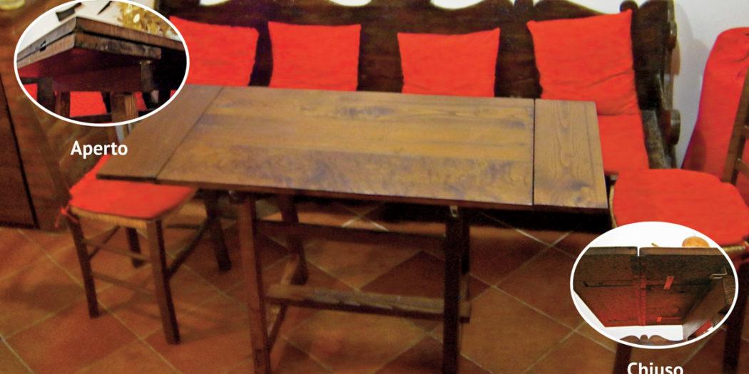 tavolo fratino allungabile
