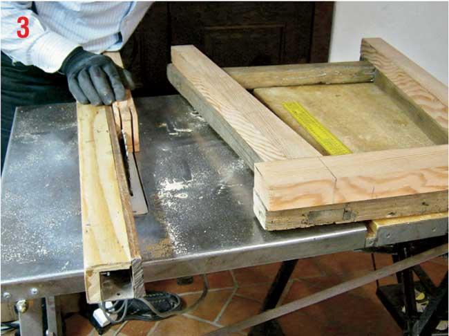 Tavolo fratino allungabile fai da te come progettarlo e costruirlo - Tavolo legno fai da te ...