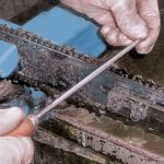 Come costruire un affilacatene motosega e come utilizzarlo senza sbagliare