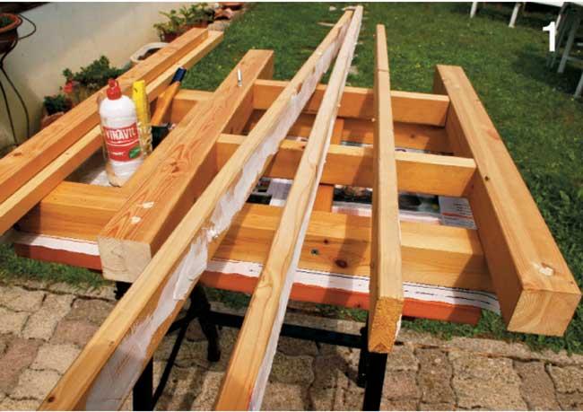 Banco Da Lavoro Robusto : Banco da lavoro fai da te in legno come costruirlo senza incastri