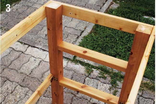 Tavolo Da Lavoro Per Moto : Banco da lavoro fai da te in legno come costruirlo senza incastri