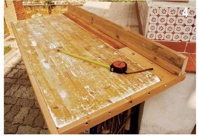 Banco da lavoro fai da te in legno come costruirlo senza - Banco da lavoro cucina ...
