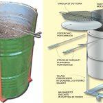 Barbecue artigianali | Come ricavarli da fusti metallici