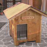 Casetta per cani bricolage | Come costruirla con scarti di perline