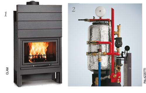 Caminetti e stufe a legna e pellet bricoportale fai da te e bricolage - Stufe a pellet per termosifoni e acqua calda ...
