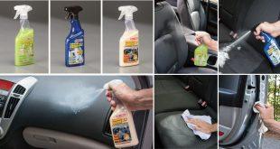 pulire sedili auto