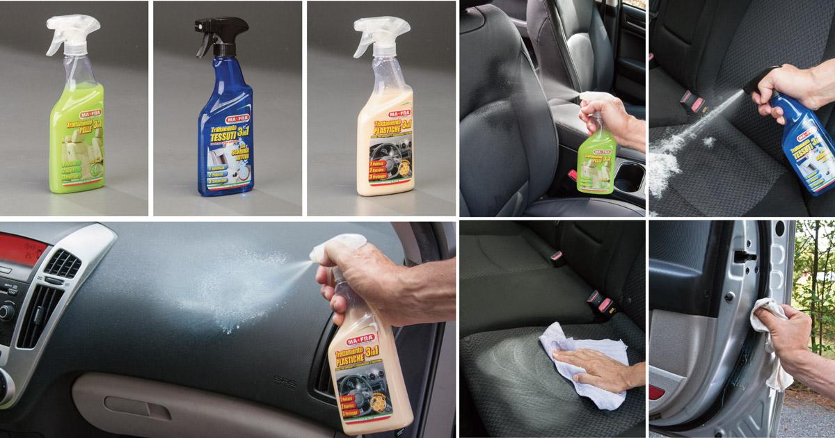Pulire sedili auto | Come si fa e quali prodotti utilizzare