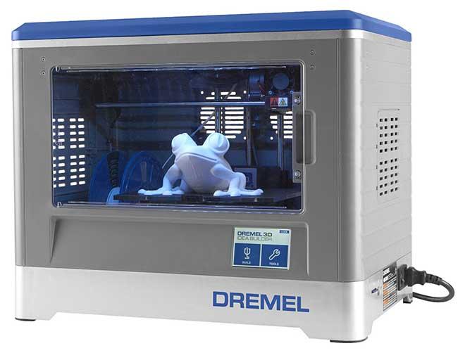 stampate 3d dremel