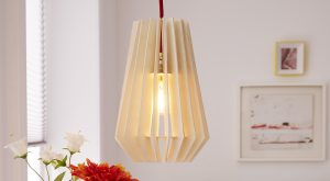 Lampada in legno fai da te | Guida alla costruzione