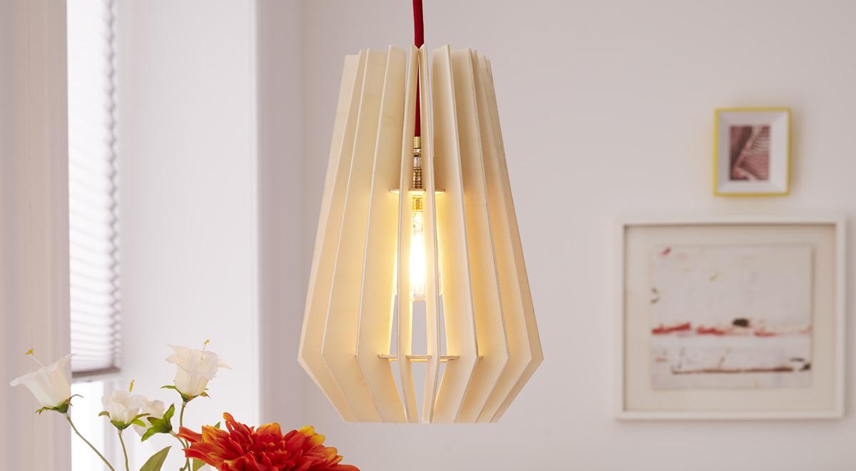 Lampada in legno fai da te guida alla costruzione