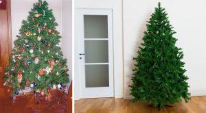 Base per albero di Natale fai da te   Come costruirla in legno naturale