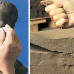 Lavorare la creta (argilla) | Come modellare