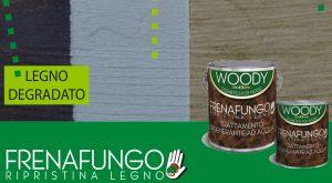 Come eliminare i funghi del legno
