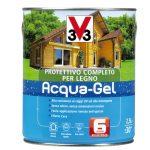 Protettivo Completo per legno Acqua Gel V33