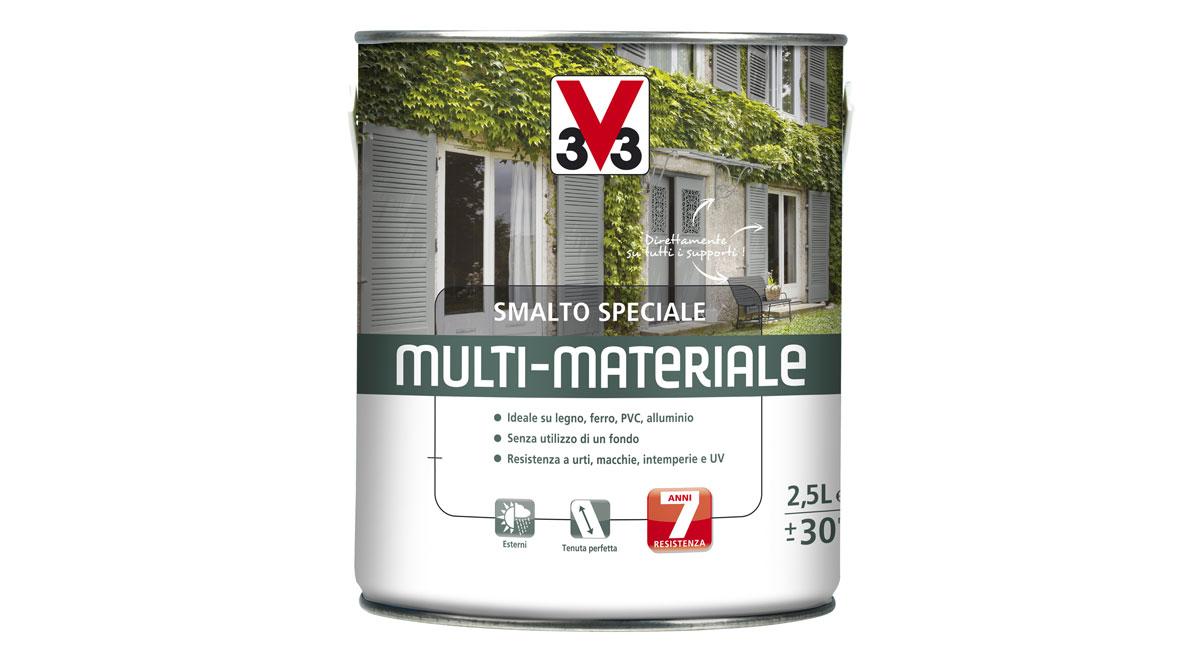 Smalto Multi Materiale V33