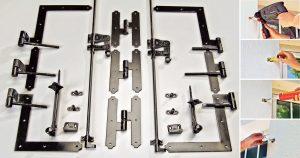 Cerniere a perno per serramenti | Installazione e manutenzione