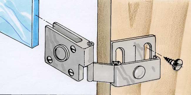 Cerniere Per Ante Ad Angolo.Cerniere Per Ante Quali Modelli Scegliere E Come Si Installano