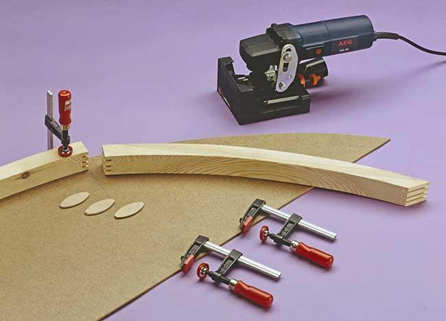 Come curvare il legno 16 tecniche spiegate e illustrate for Giunzioni legno wolfcraft