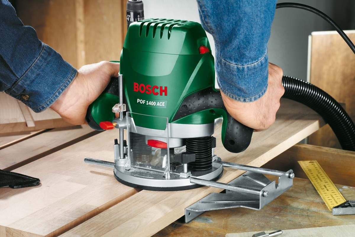 Fresatrice Bosch POF 1400 ACE | Recensione