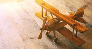 come costruire un aereo di legno