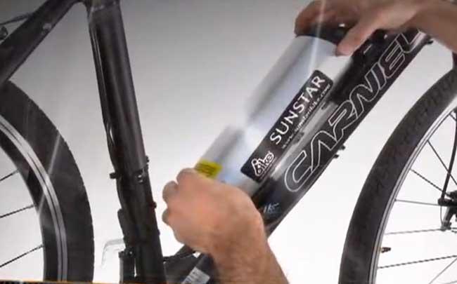 Bici elettrica fai da te come montare il kit motore for Sifone elettrico per acquario fai da te