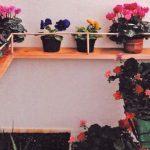 Fioriera angolare | Come costruirla in legno massello