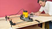 costruire un pantografo per fresatrice
