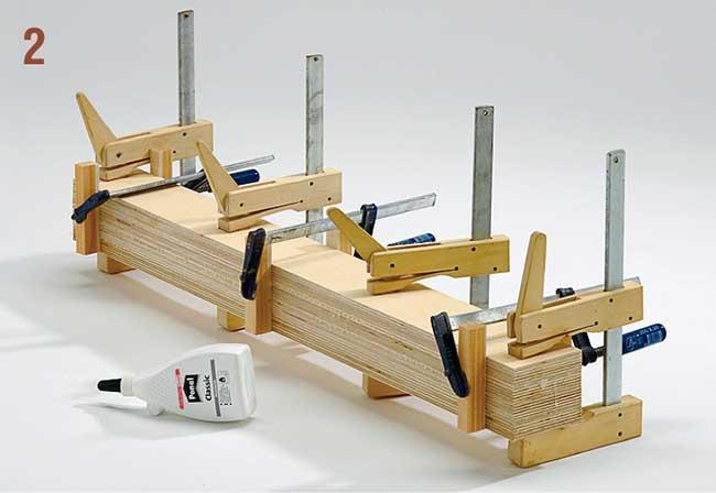 Tavolo Da Lavoro Per Estetista : Come si costruisce un tavolo da lavoro in legno disegni e foto
