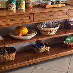 Consolle fai da te in legno per la cucina | Come si costruisce